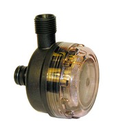 "Fresh Water Pump Inlet Strainer - 15mm (1/2"") Threaded"