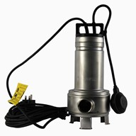 Submersible pump with float switch, 230v/1 phase/50Hz